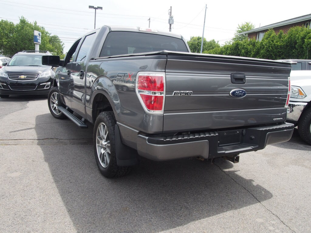 2014 F-150 SuperCrew Cab 4x4,  Pickup #P4765C - photo 7