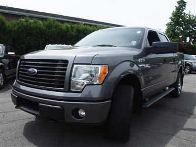 2014 F-150 SuperCrew Cab 4x4,  Pickup #P4765C - photo 4