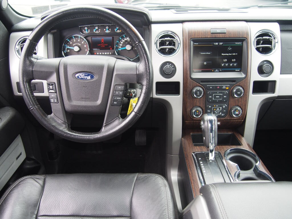 2013 F-150 SuperCrew Cab 4x4,  Pickup #P4766B - photo 15