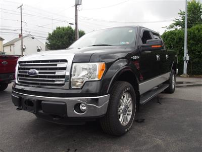 2013 F-150 SuperCrew Cab 4x4,  Pickup #P4766B - photo 3