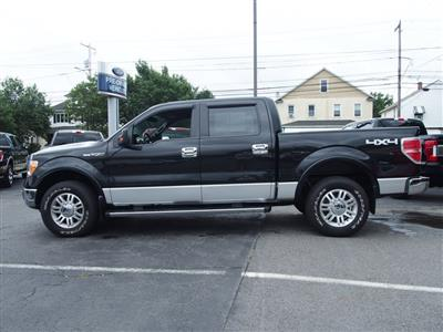 2013 F-150 SuperCrew Cab 4x4,  Pickup #P4766B - photo 4