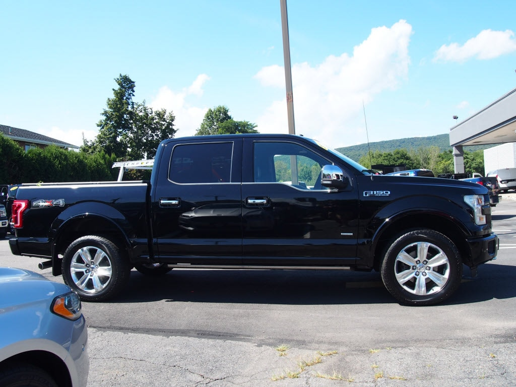 2016 F-150 SuperCrew Cab 4x4,  Pickup #P4778B - photo 4