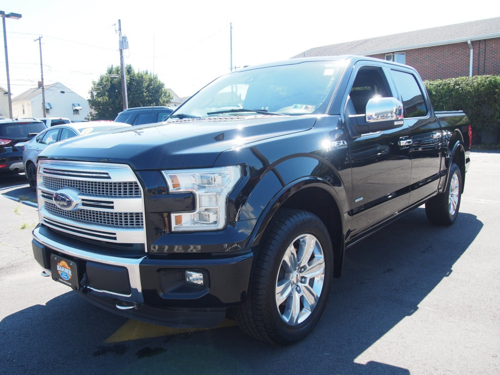2016 F-150 SuperCrew Cab 4x4,  Pickup #P4778B - photo 6