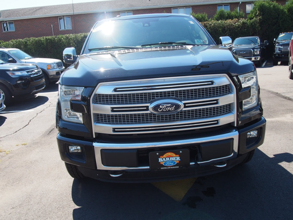 2016 F-150 SuperCrew Cab 4x4,  Pickup #P4778B - photo 7