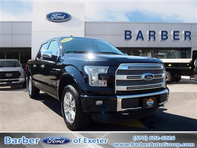 2016 F-150 SuperCrew Cab 4x4,  Pickup #P4778B - photo 1