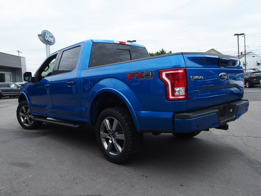 2016 F-150 SuperCrew Cab 4x4,  Pickup #P4782B - photo 6