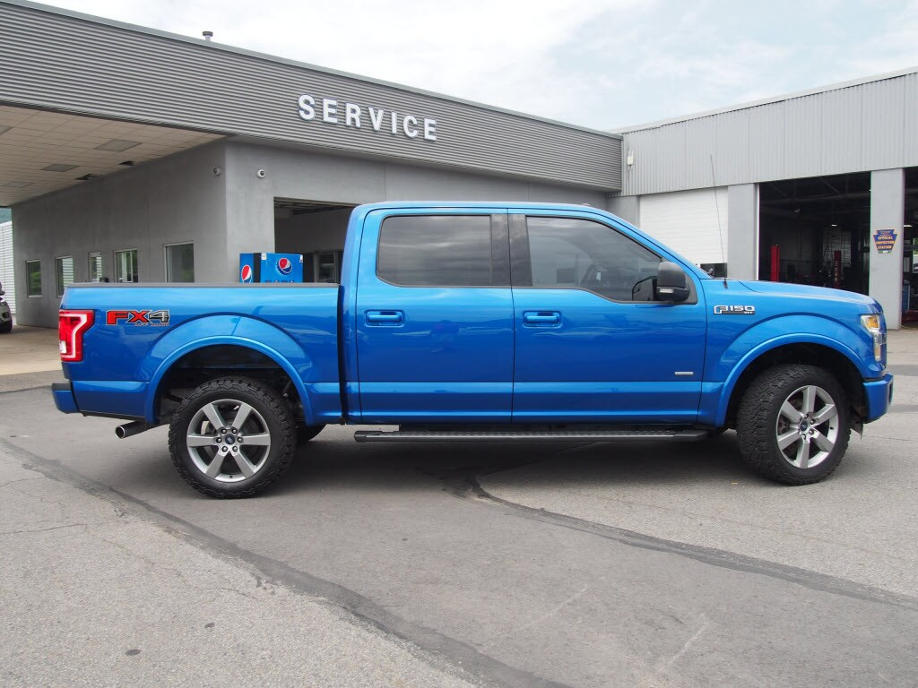 2016 F-150 SuperCrew Cab 4x4,  Pickup #P4782B - photo 8