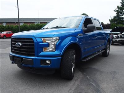 2016 F-150 SuperCrew Cab 4x4,  Pickup #P4782B - photo 4