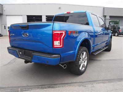 2016 F-150 SuperCrew Cab 4x4,  Pickup #P4782B - photo 2