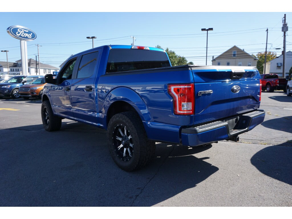 2017 F-150 SuperCrew Cab 4x4, Pickup #P4794C - photo 4