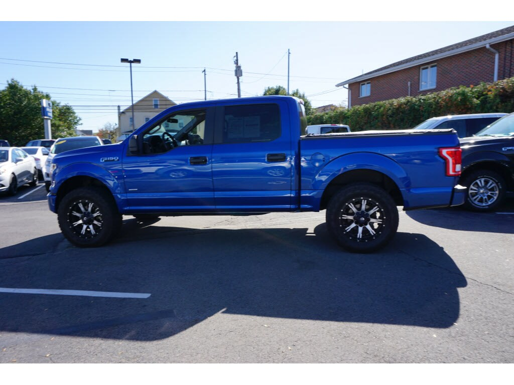 2017 F-150 SuperCrew Cab 4x4, Pickup #P4794C - photo 8