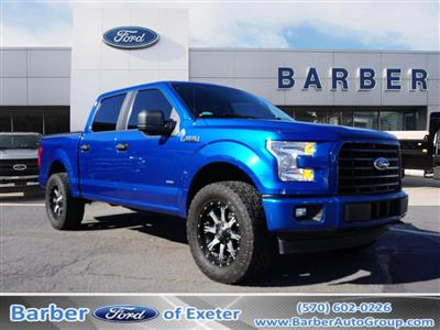 2017 F-150 SuperCrew Cab 4x4, Pickup #P4794C - photo 1