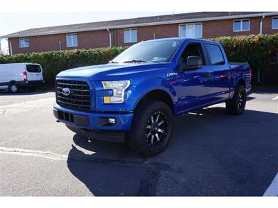 2017 F-150 SuperCrew Cab 4x4, Pickup #P4794C - photo 3