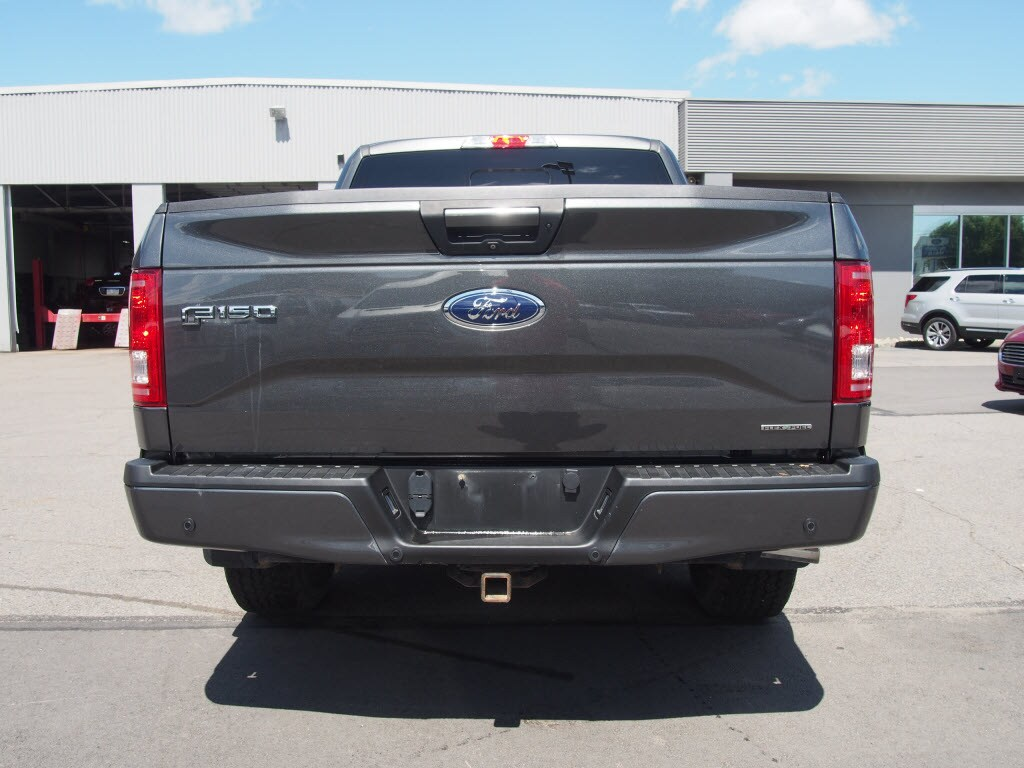 2015 F-150 SuperCrew Cab 4x4,  Pickup #P4800B - photo 10