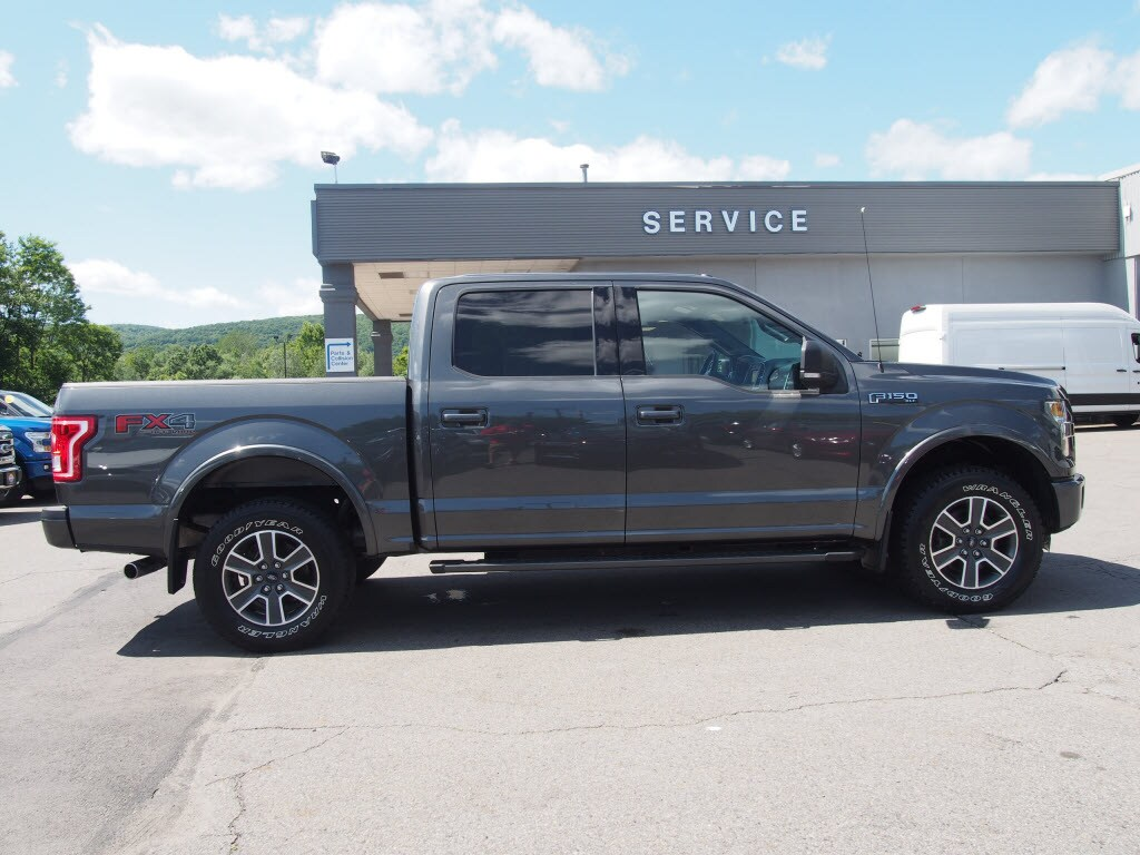 2015 F-150 SuperCrew Cab 4x4,  Pickup #P4800B - photo 12