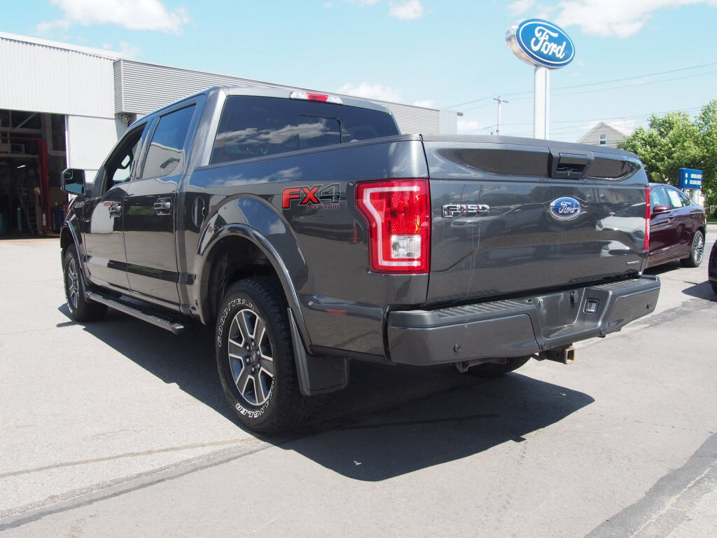2015 F-150 SuperCrew Cab 4x4,  Pickup #P4800B - photo 9