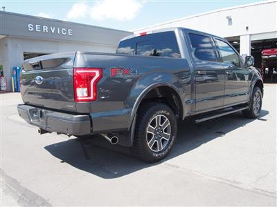 2015 F-150 SuperCrew Cab 4x4,  Pickup #P4800B - photo 2
