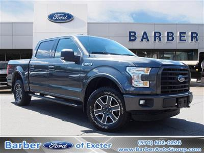 2015 F-150 SuperCrew Cab 4x4,  Pickup #P4800B - photo 1