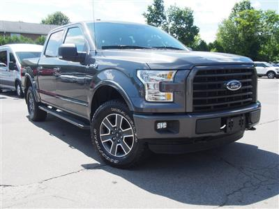 2015 F-150 SuperCrew Cab 4x4,  Pickup #P4800B - photo 3