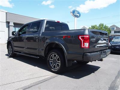 2015 F-150 SuperCrew Cab 4x4,  Pickup #P4800B - photo 8