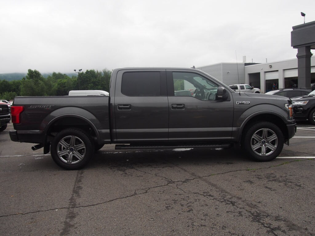 2018 F-150 SuperCrew Cab 4x4,  Pickup #P4801B - photo 8