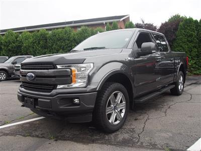 2018 F-150 SuperCrew Cab 4x4,  Pickup #P4801B - photo 4