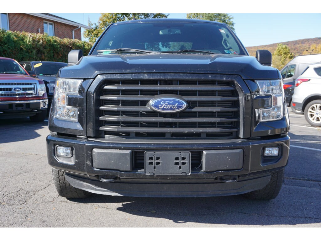2016 F-150 SuperCrew Cab 4x4, Pickup #P4801C - photo 5