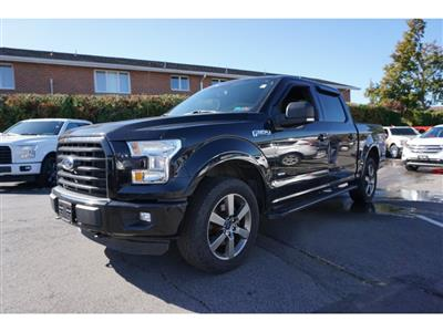 2016 F-150 SuperCrew Cab 4x4, Pickup #P4801C - photo 3