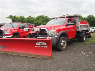 2014 Ram 5500 Regular Cab DRW 4x4,  Dump Body #P4808B - photo 1
