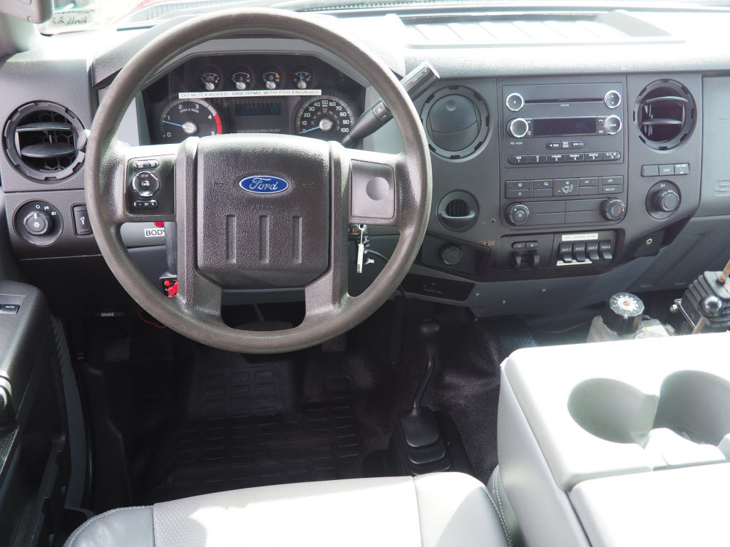 2013 Ford F-550 Super Cab DRW 4x4, Dump Body #P4809B - photo 11