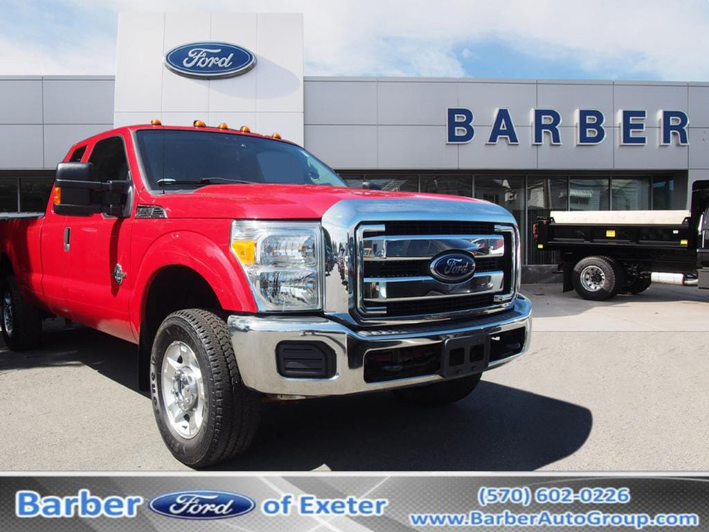 2015 F-350 Super Cab 4x4, Pickup #P4815B - photo 1