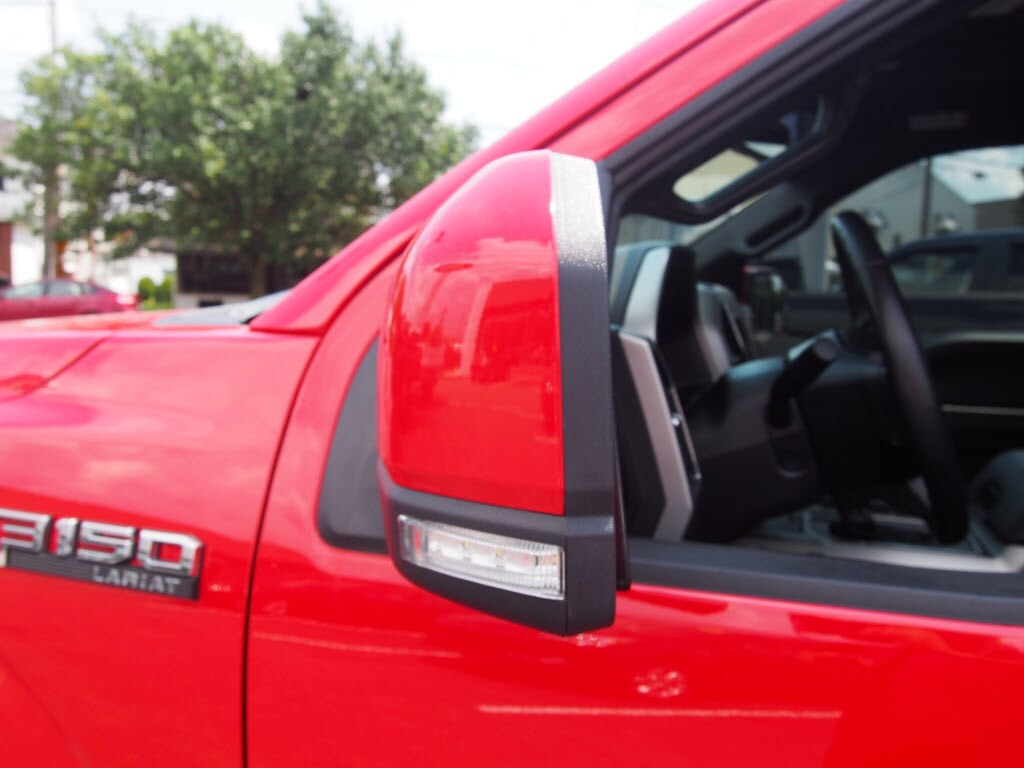 2018 F-150 SuperCrew Cab 4x4, Pickup #P4834B - photo 7