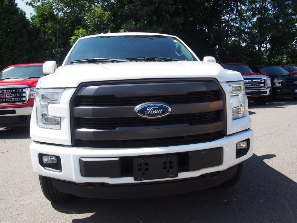 2016 F-150 SuperCrew Cab 4x4,  Pickup #P4838B - photo 3