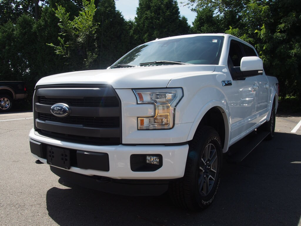 2016 F-150 SuperCrew Cab 4x4,  Pickup #P4838B - photo 4