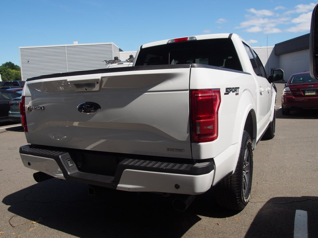 2016 F-150 SuperCrew Cab 4x4,  Pickup #P4838B - photo 2