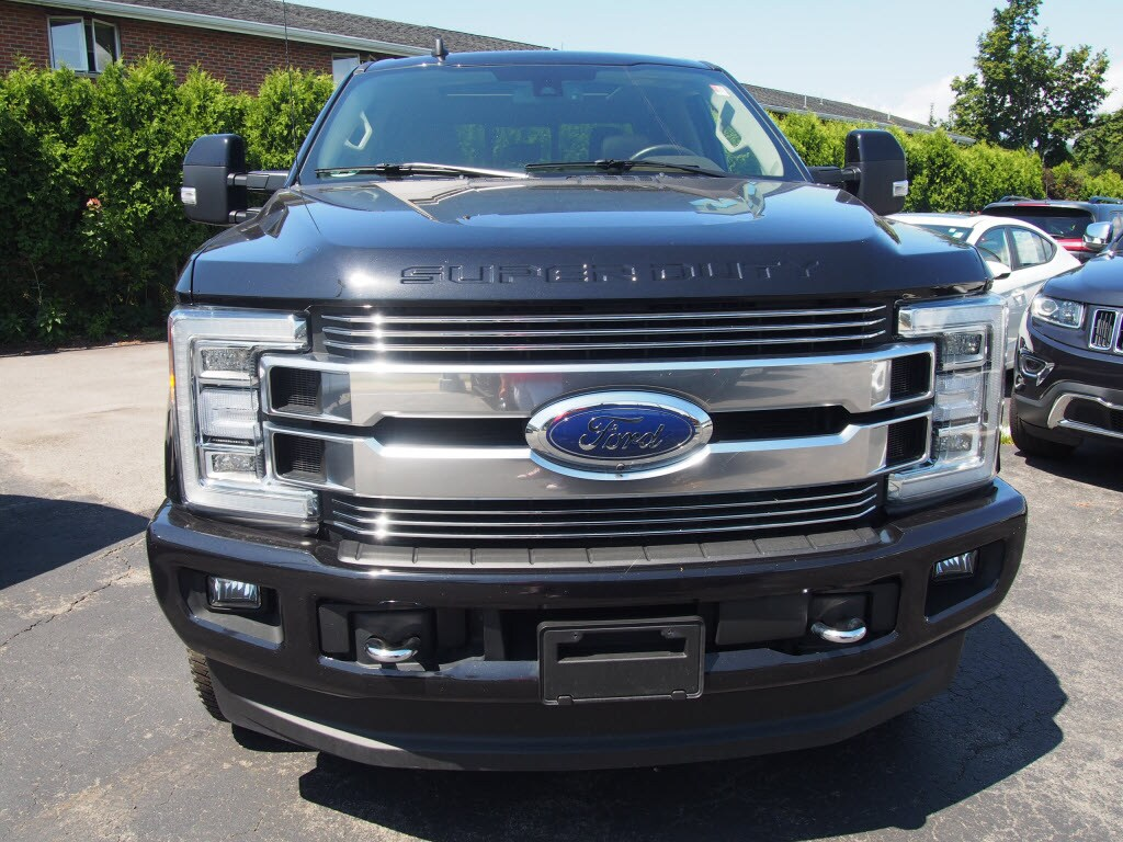 2019 F-350 Crew Cab 4x4,  Pickup #P4839B - photo 8