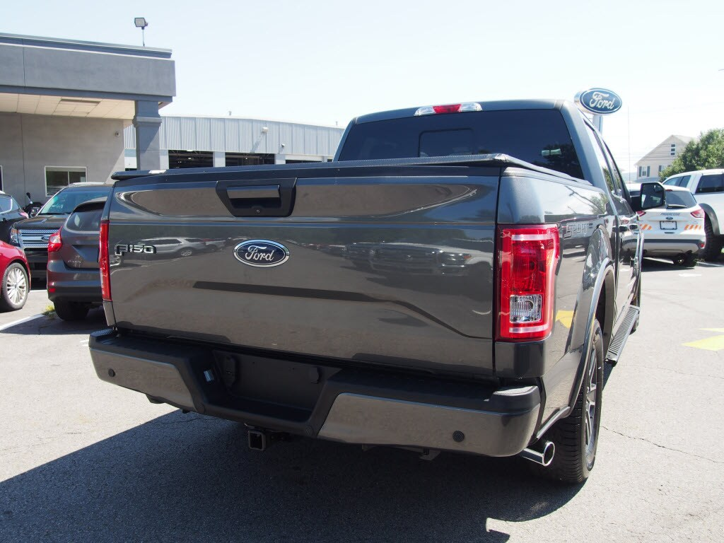2015 F-150 SuperCrew Cab 4x2,  Pickup #P4846B - photo 2