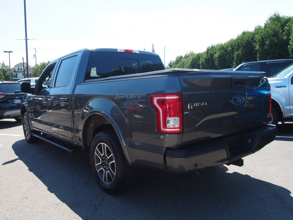 2015 F-150 SuperCrew Cab 4x2,  Pickup #P4846B - photo 5
