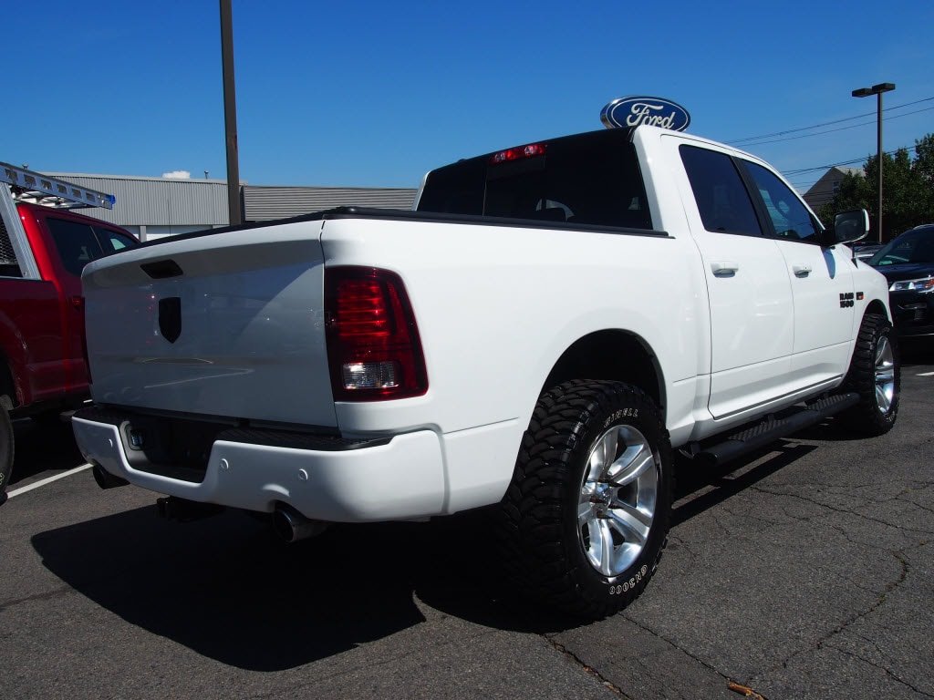 2016 Ram 1500 Crew Cab 4x4,  Pickup #P4861B - photo 2