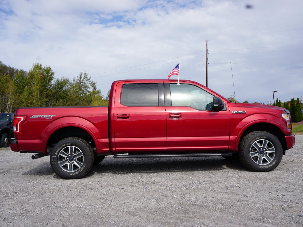 2016 F-150 SuperCrew Cab 4x4, Pickup #P4862B - photo 4