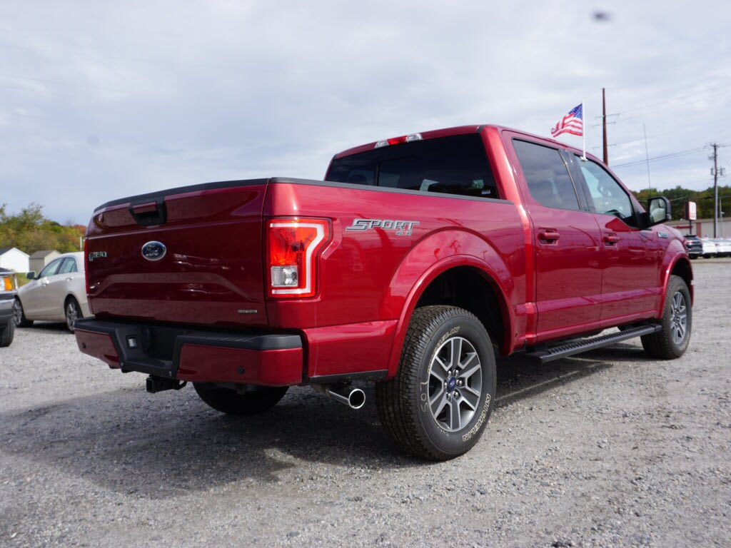 2016 F-150 SuperCrew Cab 4x4, Pickup #P4862B - photo 2