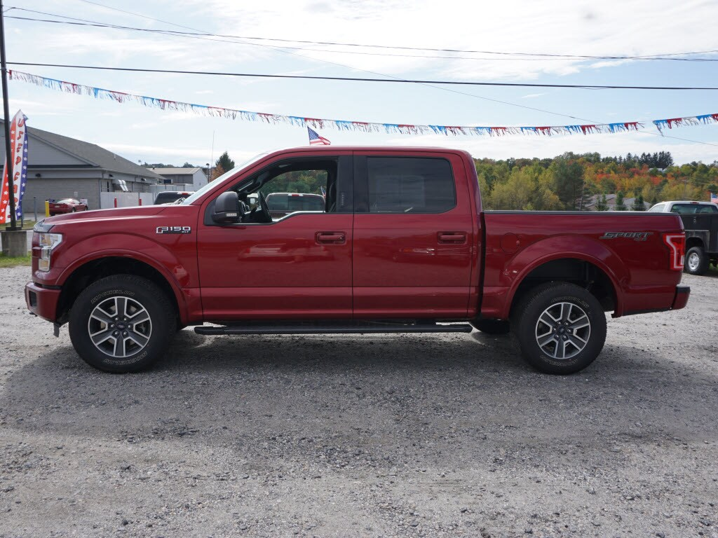2016 F-150 SuperCrew Cab 4x4, Pickup #P4862B - photo 6