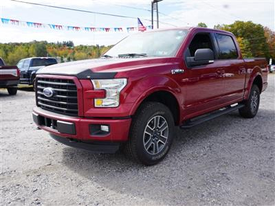 2016 F-150 SuperCrew Cab 4x4, Pickup #P4862B - photo 7