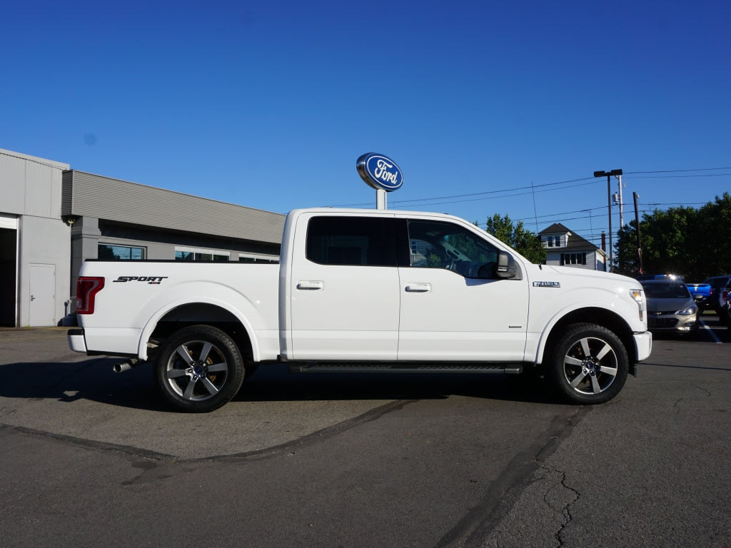 2017 F-150 SuperCrew Cab 4x4, Pickup #P4871B - photo 3