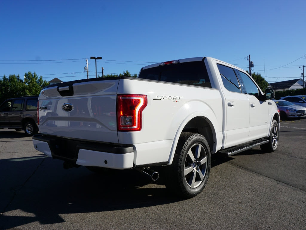 2017 F-150 SuperCrew Cab 4x4, Pickup #P4871B - photo 2