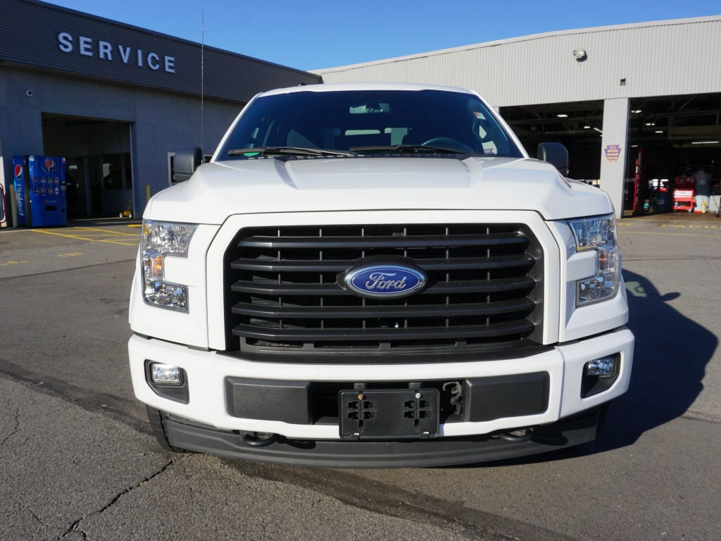 2017 F-150 SuperCrew Cab 4x4, Pickup #P4871B - photo 8