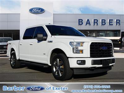 2017 F-150 SuperCrew Cab 4x4, Pickup #P4871B - photo 1