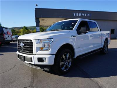 2017 F-150 SuperCrew Cab 4x4, Pickup #P4871B - photo 7