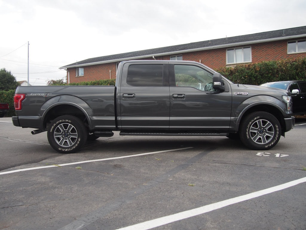 2016 F-150 SuperCrew Cab 4x4, Pickup #P4873B - photo 3