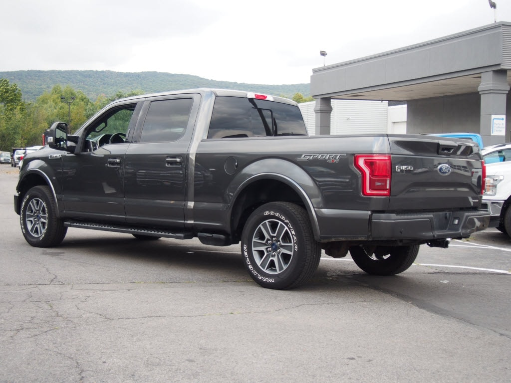 2016 F-150 SuperCrew Cab 4x4, Pickup #P4873B - photo 6